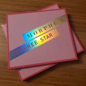 Morphe X Jeffree Star Artistry Makeup Palette